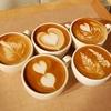 Cafés motifs