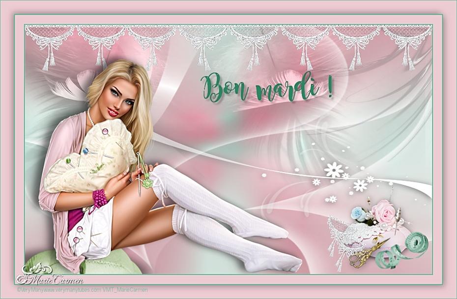 ♥ ♥ Bon mardi ♥