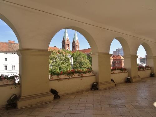 Maribor: le çâteau-musée (photos)