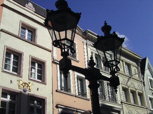 Bonn, die Bundesstadt