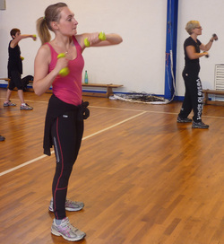 Photos cardio-boxing