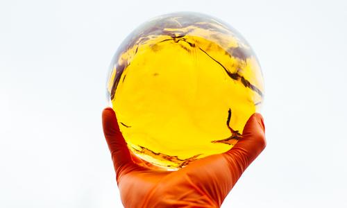 DRAGON BOULES contiennent 3.000 grammes d'huile de cannabis pur
