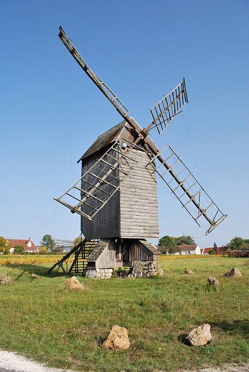 Les moulins beaucerons