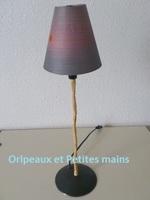 ----Rhabiller une lampe