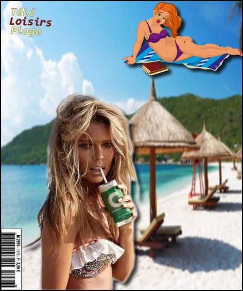 Magazine thème plage