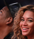 Beyonce & Jay-Z: NBA All-Star Game!