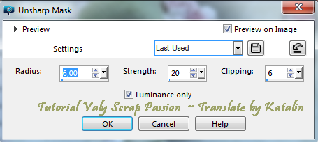 Valy Scrap Passion ~ Lize
