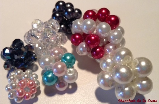 Les boules de perles