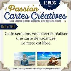 Passion Cartes Créatives#545 !