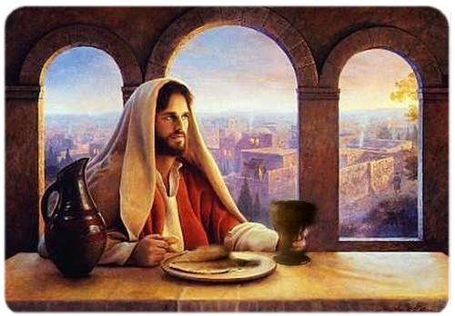 """Jésus est """"Le pain de la vie"""""""