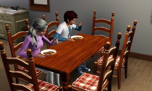 Chapitre 37: Retour des adultes et rencontre avec Mumu...