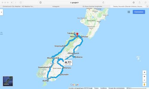 Au pays du long nuage blanc, la Nouvelle-Zélande