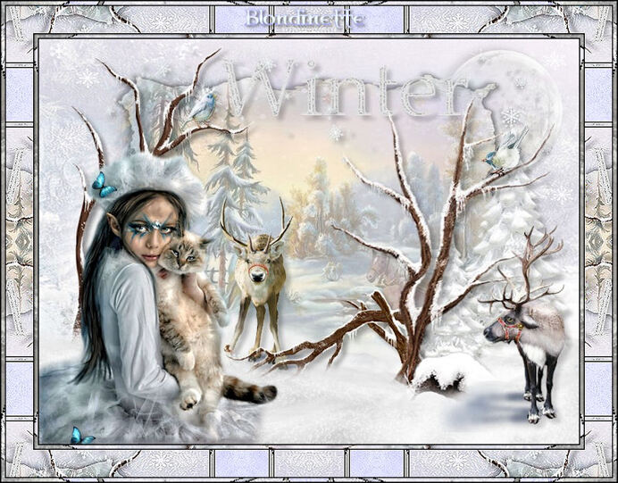 Tutoriel Winter Time
