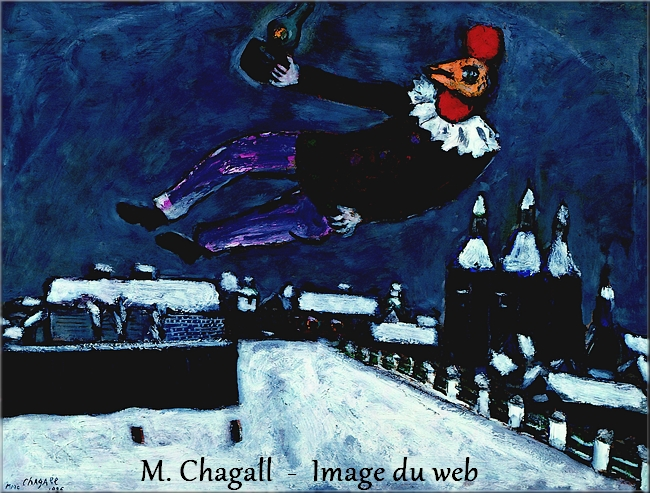 Exposition Marc Chagall à Roubaix