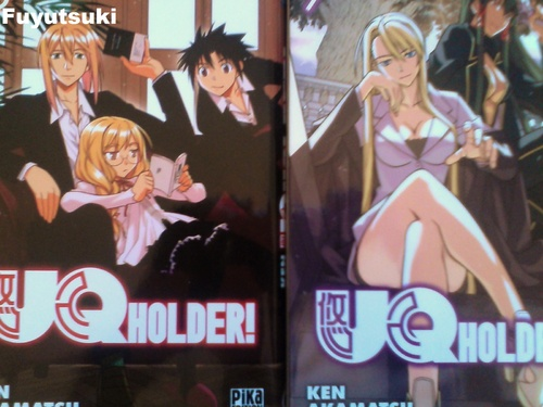 UQ Holder tome 6 et 7