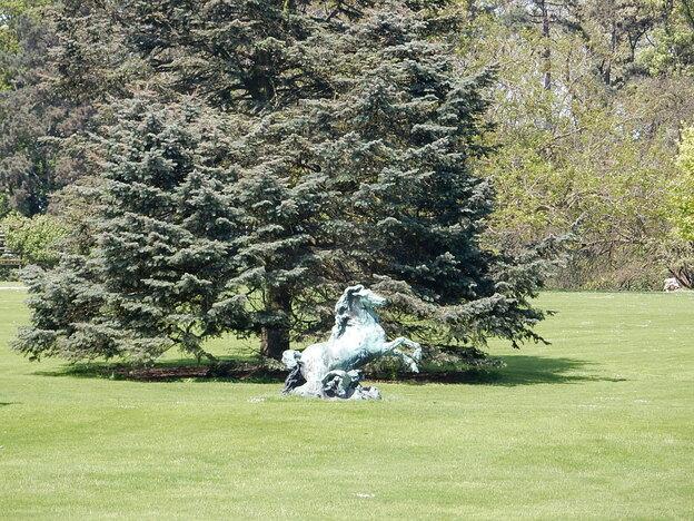 Parc du palais royal