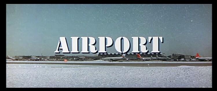 AIRPORT- BURT LANCASTER -DEAN MARTIN