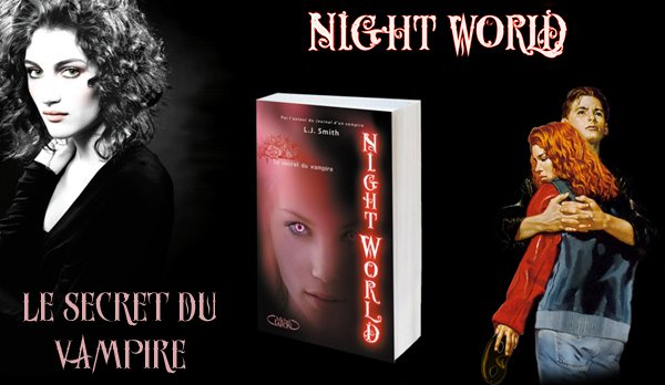 Night World tome 1 : Le Secret du Vampire (Secret Vampire)