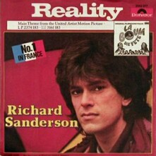 LOVER'S LOVE Richard Sanderson 45t
