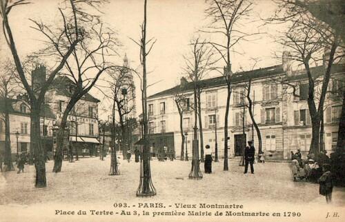 La ballade du vieux Montmartre