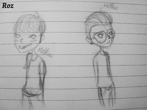 mes dessins n°32