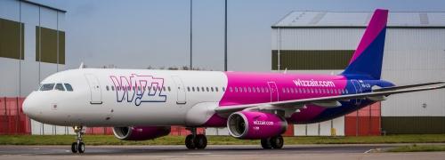 Appareil A321ceo WizzAir