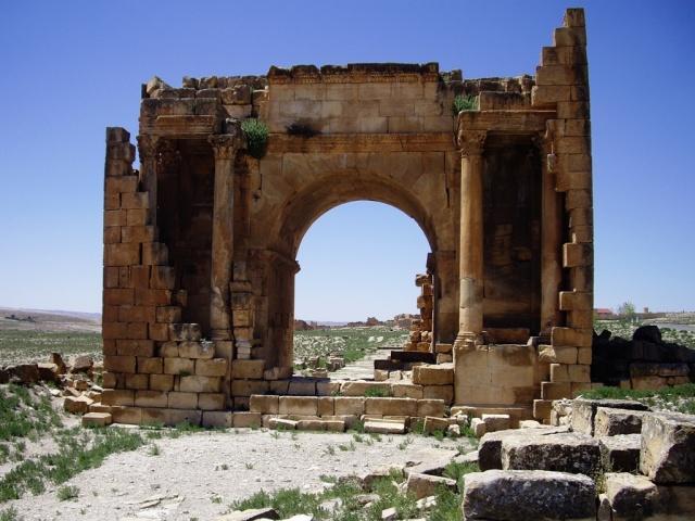 Arc de triomphe de Septime-Sévère