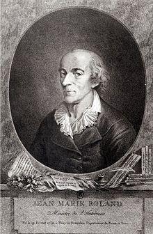 Image illustrative de l'article Jean-Marie Roland de La Platière
