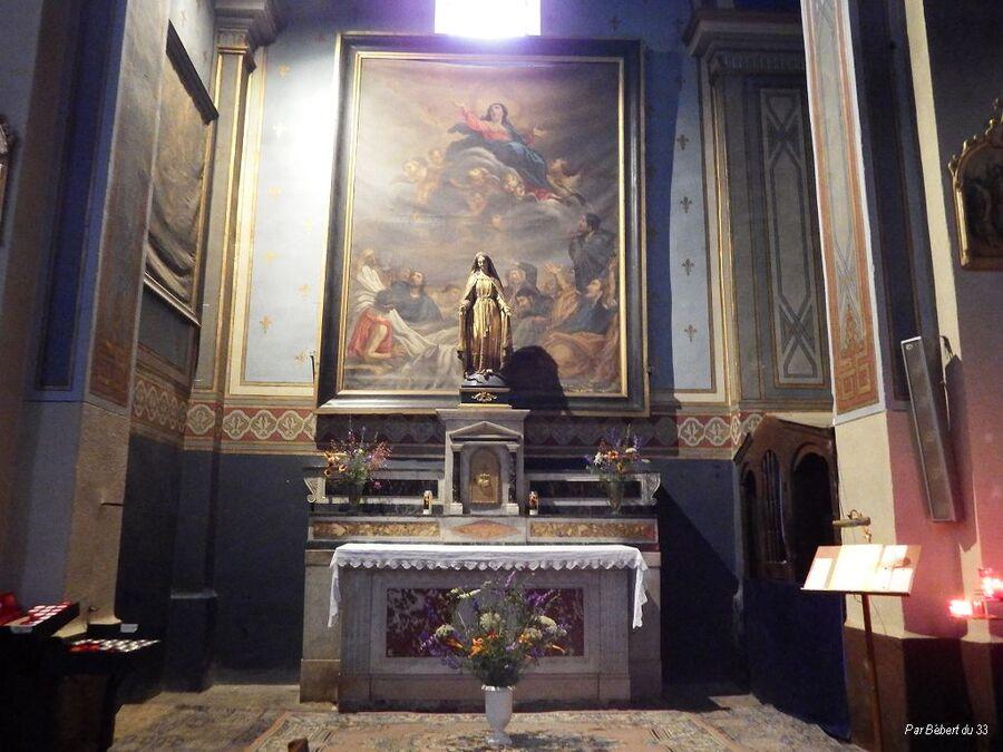 Saint André des Alpes dept 86