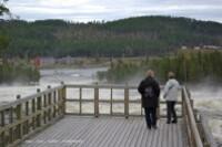 Storforsen-rapides-
