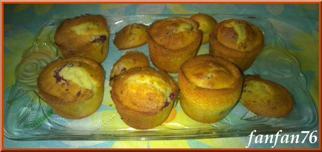 Muffins de ma petite fille