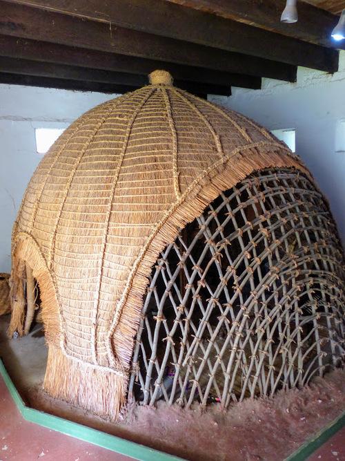 musée culturel éthologique zoulou Vucani