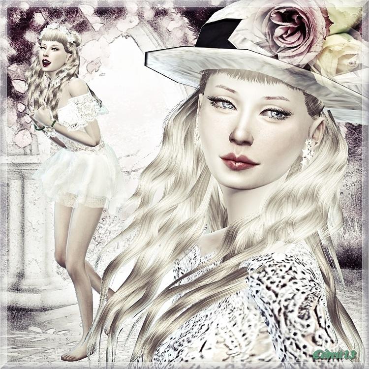 TS4 Sim: Isadora