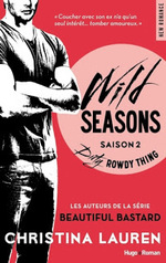 Chronique Wild Season tome 2 de Christina Lauren