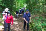 La randonnée du 21 mai à Sainte-Suzanne/Laval