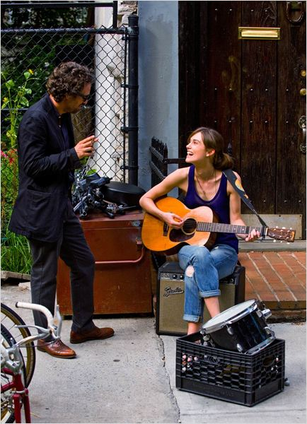 New York Melody : Photo Keira Knightley, Mark Ruffalo