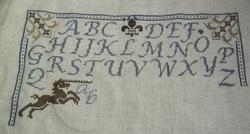 ABCdaire aux Licornes - 7ème étape