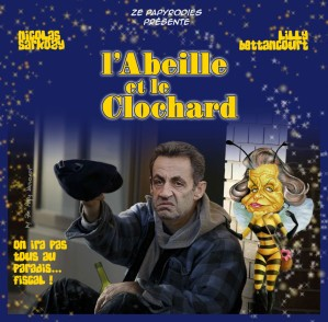 Sarkozy Clochard