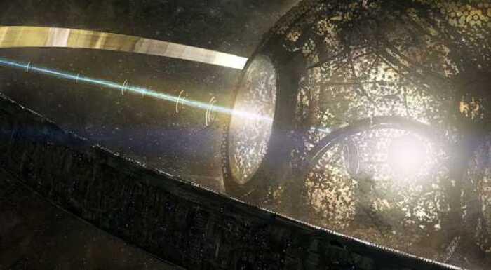 Des mégastructures extraterrestres massives construites par une super civilisation