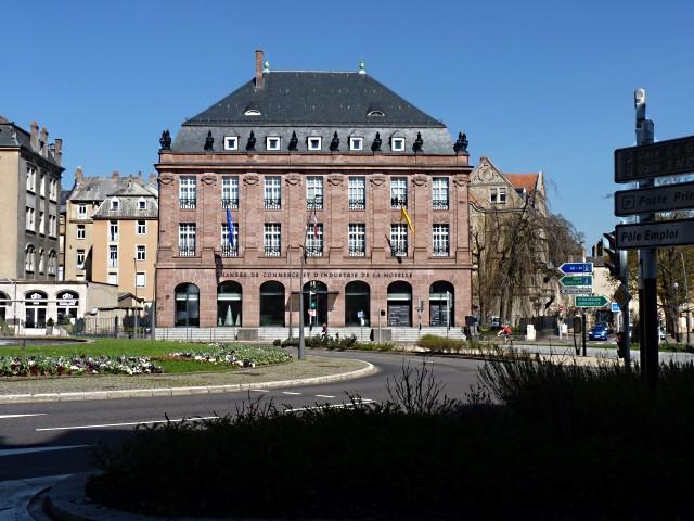 3 Avenue Foch Metz 59 Marc de Metz 2011
