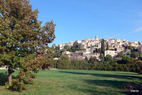 Biot: la cité Provençale ...