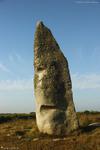 Menhir de Cam-Louis - Finistère
