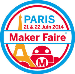Maker Faire Paris 2014 : save the date!
