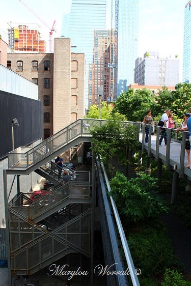 New York : The High Line 2/2