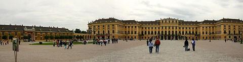 Vienne, Mozart, Schönbrunn, Prater