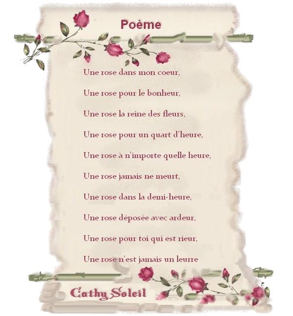 Anciens poèmes