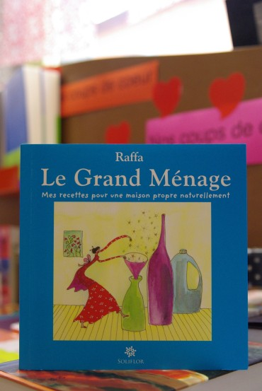 Grand ménage RAFFA Soliflor éditions