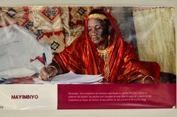 Exposition sur le Patrimoine immateriel des Comores