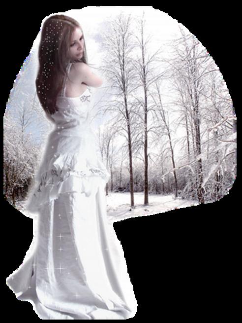 Femmes en hiver