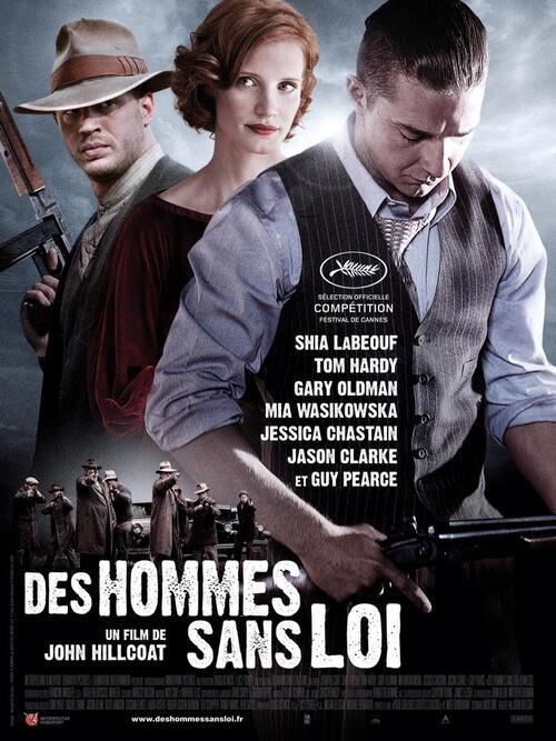 """Bonsoir, a l'honneur : """" Des hommes sans loi """""""